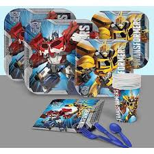 transformers party transformers party pack walmart