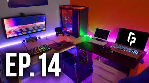 Gaming Setups Room Tour Project 14 Ft Austin Nwachukwu Best Gaming Setups