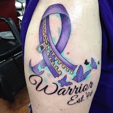 130 inspiring breast cancer ribbon tattoos march 2018 cancer