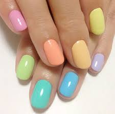 15 easter color nail art designs ideas 2017 1 spring nail art