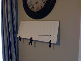 diy angled wall shelf the chelsea project