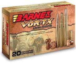 Barnes Buster 45 70 Barnes Vor Tx Hunting Ammo Us Shooter Com