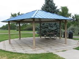 Sheridan Grill Gazebo by Willow Creek Park South Suburban Parks And Recreation