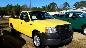 used 2006 ford f150 2006 ford f 150 xl regular cab 1 owner for sale ravenel ford