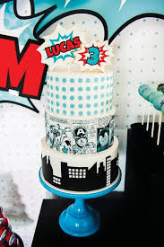 mas de 80 pasteles de superheroes u2013 luz angela