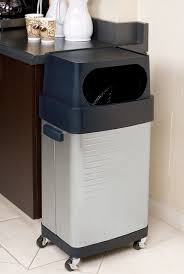 wheeled trash can cabinet u2014 home ideas collection useful ideas