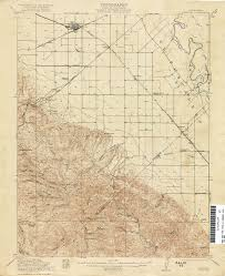 Paso Robles Map California Topographic Maps Perry Castañeda Map Collection Ut