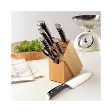 wilkinson kitchen knives denby 7 knife block set black handle wooden block