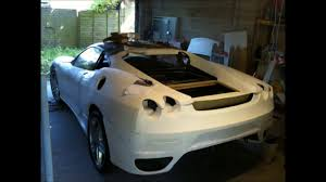 lamborghini kit car build f430 replica kit car build