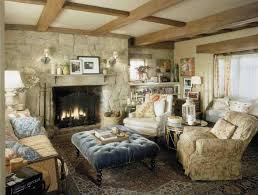 country style living room interior design