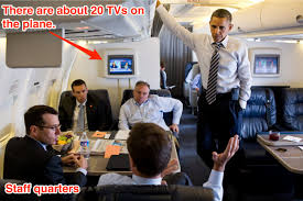 Oval Office Layout Features Of Air Force One Business Insider