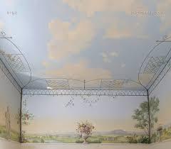 soffitti dipinti cielo dipinto sul soffitto design per la casa idee per interni