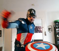 theatrical quality halloween costumes captain america elite costume unboxing review youtube