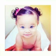 baby girl hair mixed race babies on instagram black bajan jamaican