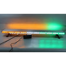 warning light bar amber china amber led emergency warning light bar from wenzhou other