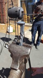 we are a twisted lot u2013 blacksmithing group takes shape at nova