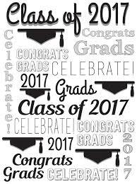 graduation backdrops class of 2017 celebration graduation backdrop 6137 backdrop outlet