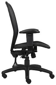 amazon com boss office products b6018 mulit function mesh task