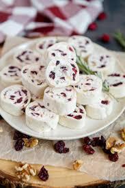 cranberry walnut pinwheels easy thanksgiving appetizer