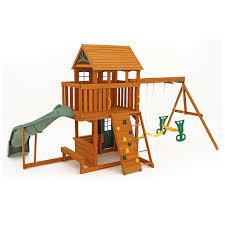 Big Backyard Swing Set Triyae Com U003d Huge Backyard Playsets Various Design Inspiration