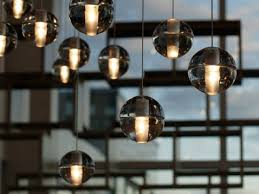Trendy Lighting Fixtures Contemporary Lighting Ideas For A Modern Restaurant