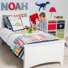 Dinosaur Single Duvet Set Dinosaur Single Duvet Set Kids Bedroom Company