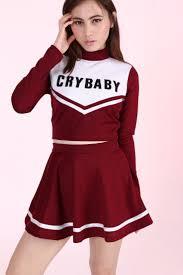 cheerleading uniforms halloween 12 best cheerleader images on pinterest cheerleading