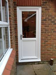 B Q White Kitchen Sinks Upvc Door Panel B U0026q U2014 Dahlia U0027s Home Upvc Door Panel Setup