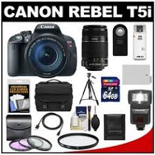 black friday canon rebel leather case bag for canon eos rebel t5i eos 700d slr camera