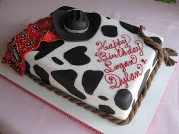 fresh ideas cowboy birthday cake nice design best 25 western cakes