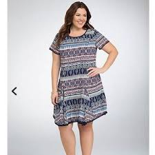 tribal dress 50 torrid dresses skirts sale multi print tribal dress