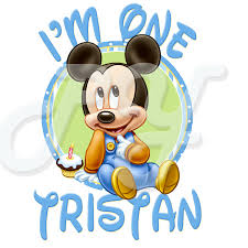 mouse 1st birthday personalized t shirt
