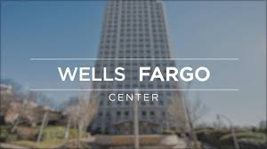 wells fargo center youtube