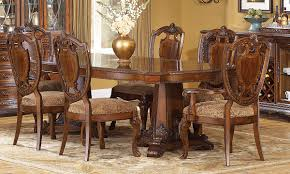 old world dining room tables a r t old world dining set haynes furniture virginia s