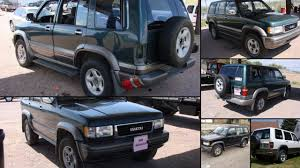 isuzu trooper all years and modifications with reviews msrp