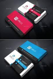 Flat Design Business Card 10 Best Business Card Design Ideas