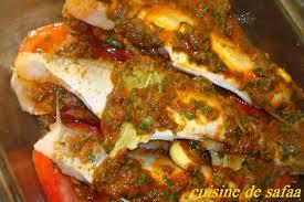 cuisiner merlan merlan à la charmoula cuisine de safaa