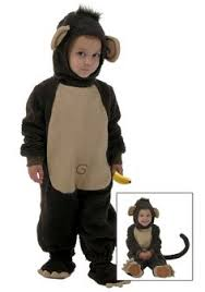 Halloween Costume Children Simple Halloween Costumes Family Monkey Costumes