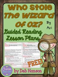 free upper elementary guided reading lesson plans written for the