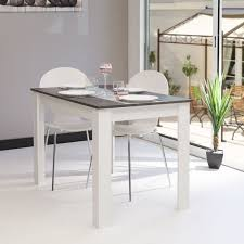 table cuisine table de cuisine moderne table a manger verre maison boncolac