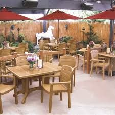Commercial Patio Tables And Chairs Commercial Patio Furniture Sets Outdoor Furniture Et T Distributors