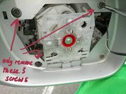 lexus dismantlers uk wing mirror indicator replacement lexus is 2005 onwards