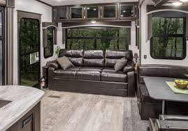Durango Fifth Wheel Floor Plans Durango 1500 D251rlt Lightweight Luxury Fifth Wheel K Z Rv