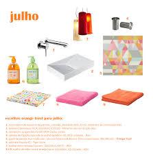 Orange Bathrooms Interior Design Shopping List Orange Bathroom Orange Trust
