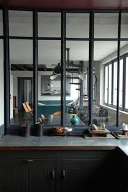 separation cuisine style atelier awesome separation cuisine style atelier 11 verri232re atelier