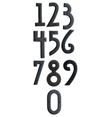 1920 s style house numbers house design plans