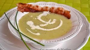 cuisiner les feuilles de chou fleur soupe de feuilles de chou fleur recette par ma cuisine au fil de