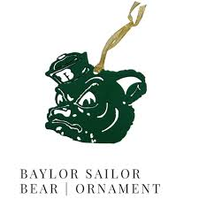 baylor sailor ornament baylorchristmas