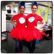 2 Halloween Costumes 25 Dr Seuss Costumes Ideas 1 Costume