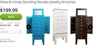 Hives And Honey Jewelry Armoire Hives And Honey Hivesandhoney Twitter